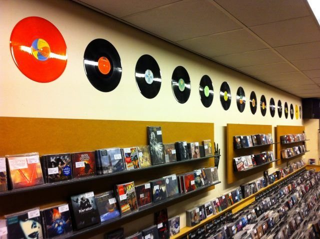 Sounds Haarlem record store
