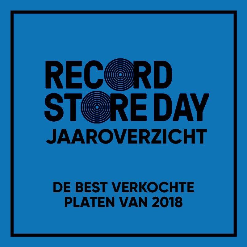 Best Verkochte Platen Van 2018 Record Store Day