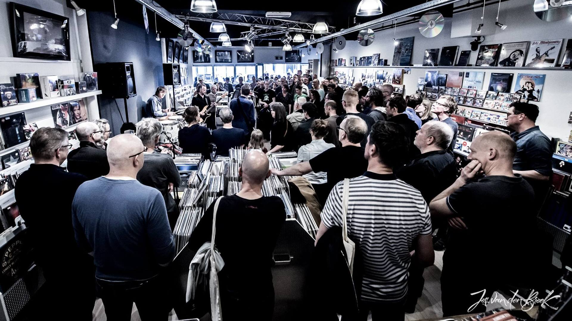 Platenzaak van de maand: North End Haarlem | Record Store Day